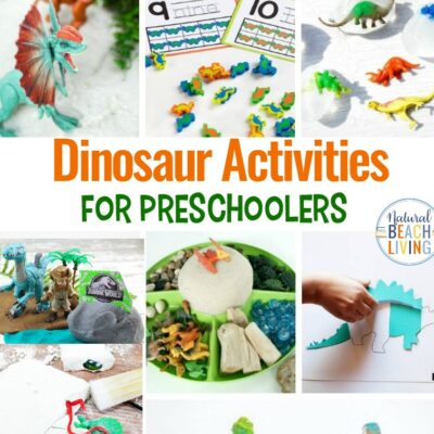 25+ Dinosaur Activities for Preschoolers