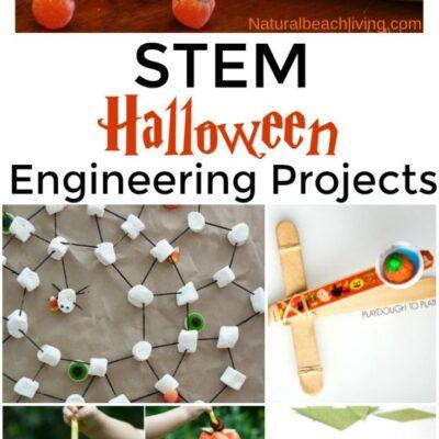 20+ Halloween STEM Activities for Preschool and Kindergarten