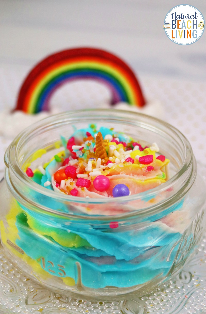 Unicorn Whipped Soap – Fun Homemade Soap for Kids