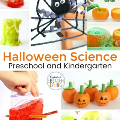 25+ Halloween Science Activities for Preschoolers – Creepy and Cool Science Experiments Kids Love