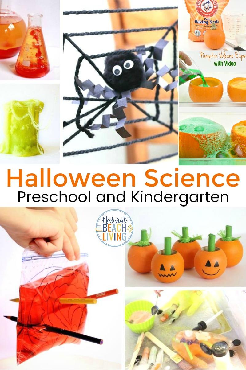 25+ Halloween Science Activities for Preschoolers – Creepy and Cool Science Experiments Kids Love
