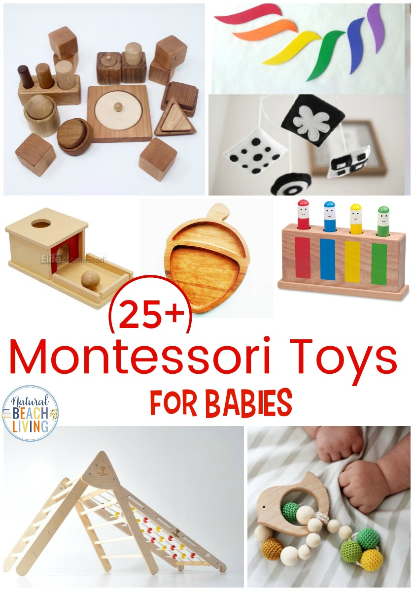 25 Best Montessori Toys for Babies