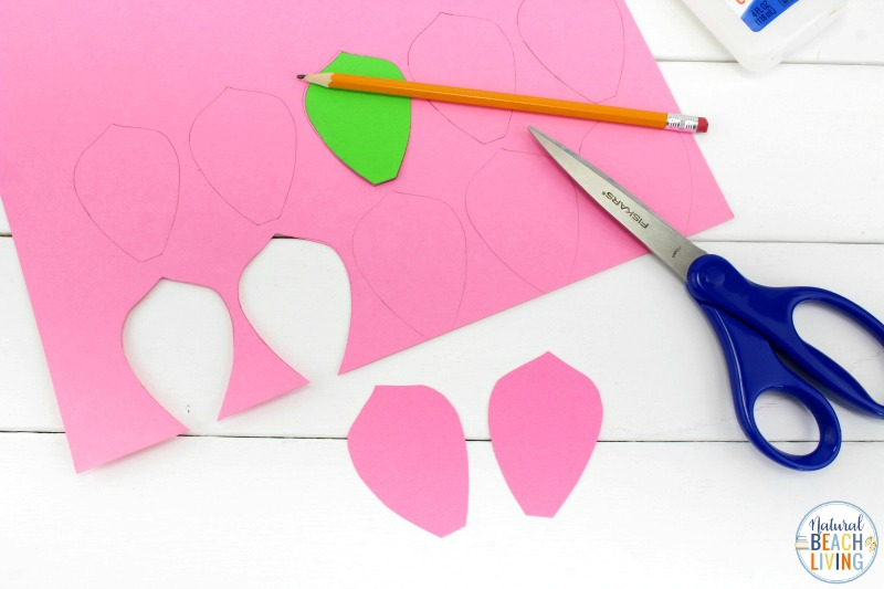 This Kindness Flower Craft is the perfect way to teach your child about various ways to be kind. a great Kindness craft for Preschool and Kindergarten, but works great for children of all ages and would be an awesome kindness Craft for Sunday school! Lots of Random Acts of Kindness Ideas for Kids and Kindness Activities for Preschoolers