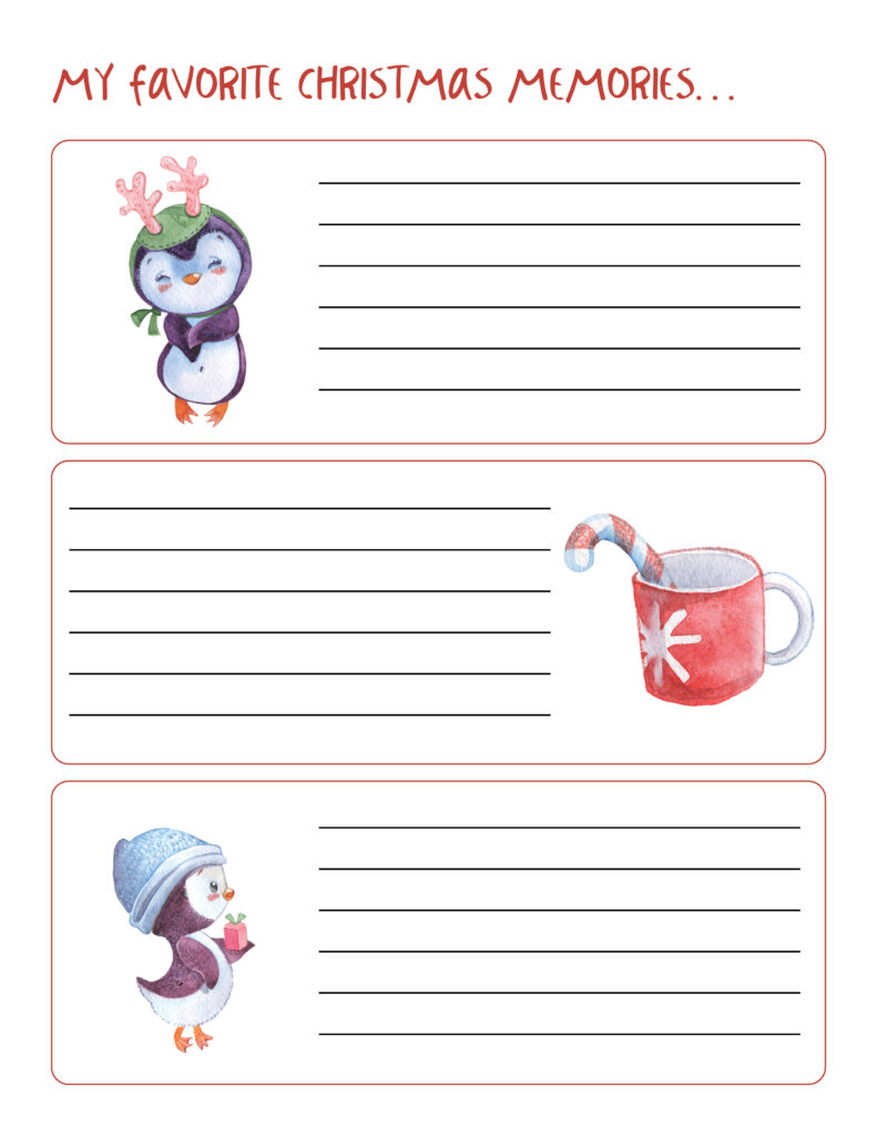 This Free Christmas Planner for Kids has it all! A Christmas Countdown, Winter Bucket list, Gift List and so much more. This Free Printable Christmas Planner for Kids is so cute your children will love planning out their holiday season. We can't get over how adorable this Free Christmas planner is.