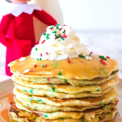 Elf on the Shelf Pancake Breakfast