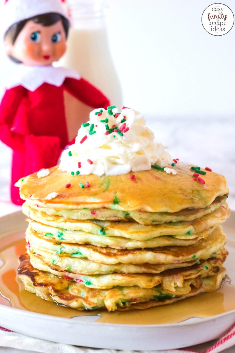 Elf on the Shelf Pancake Breakfast
