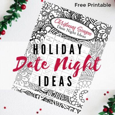 25+ Christmas Date Night Ideas to Love