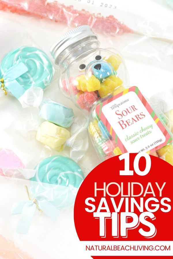 10 Holiday Savings Tips Every Family Needs to Know, Family Budgeting for the holidays and Tips for saving all year, Free Printable, Free Holiday Shopping List and DIY Gift ideas for kids and adults. How to Save Money During the Holidays and still have fun.
