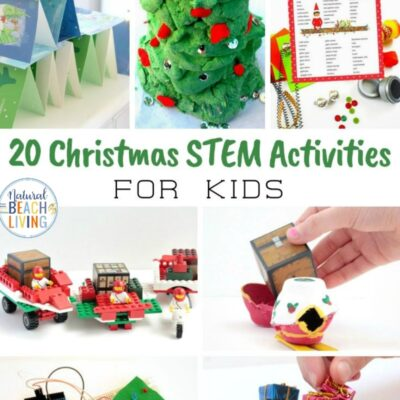 25+ Christmas STEM Activities for Kids