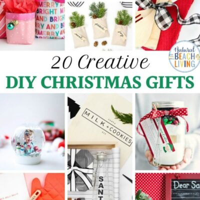 25+ Creative Christmas Gifts for Friends and Family