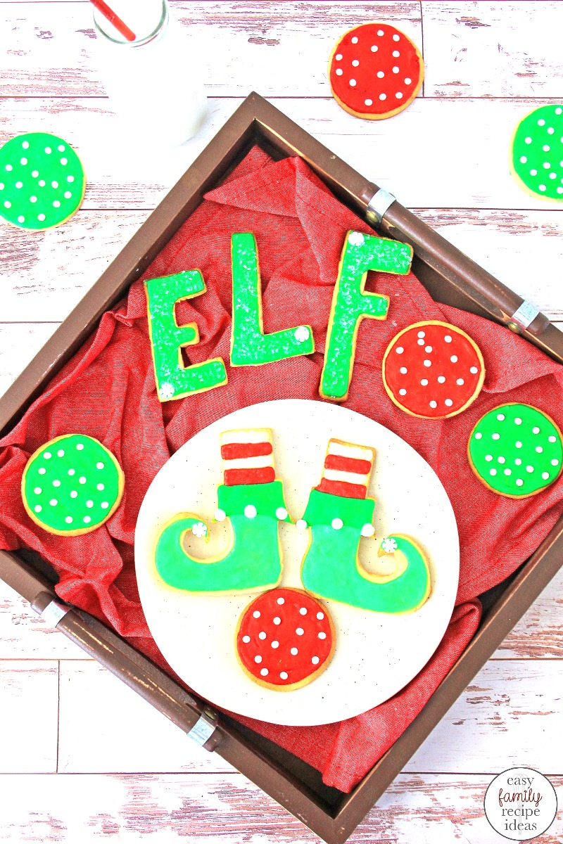The Best Elf Cookies for Christmas