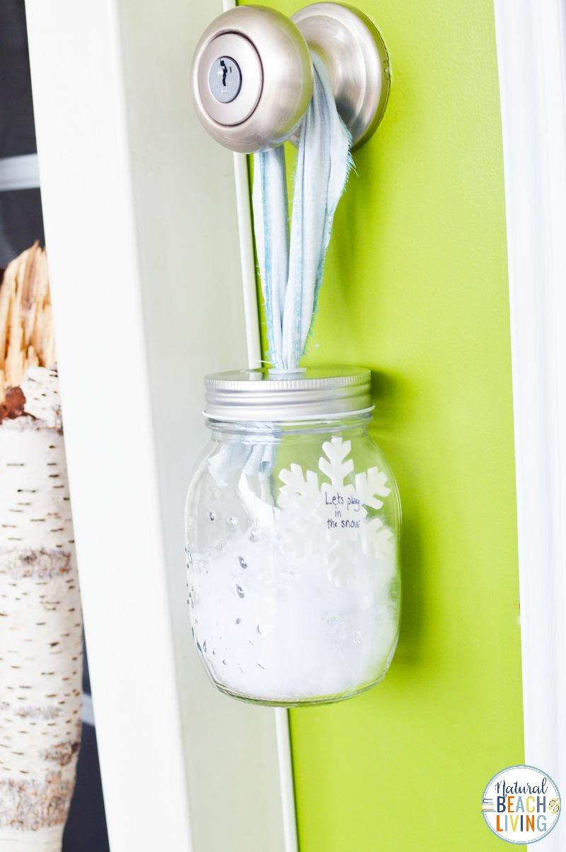 Winter Kindness Jar Ideas For Kids Natural Beach Living