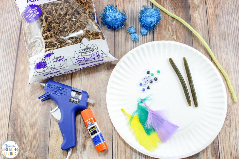 One of the best ways to learn is with hands-on activities, so with the help of simple craft supplies, and a little inspiration from your backyard birds, children can create a cute Paper Plate Bird Nest Craft. Bird Activities for Preschoolers that will teach them all about bird habitats. Find the best Bird Crafts for kids Here