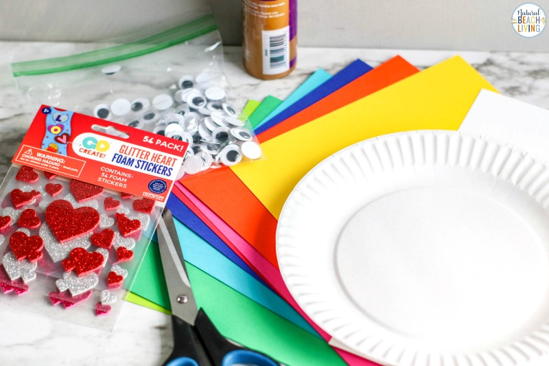 This Rainbow Unicorn Paper Plate Craft is so much fun to make! It's the perfect preschool activity, use it for a spring craft during a Rainbow theme! Add Unicorn Activities and Unicorn Crafts for Kids to your preschool crafts, unicorn themed party, or just for fun.