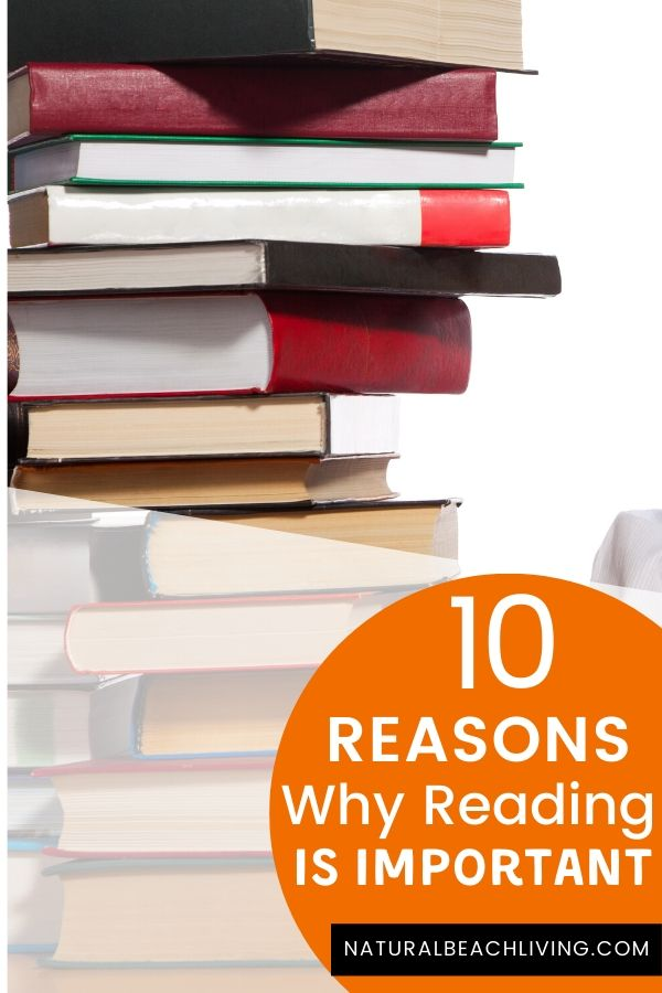 10 Reasons Why Reading is So Important, Why Reading is important, Why is reading important, Read aloud resources, Reasons to read, kids reading, Teaching children to read, great books to read, Bookworm and raising readers, Reading is important for children, Books, Reading Tips and strategies