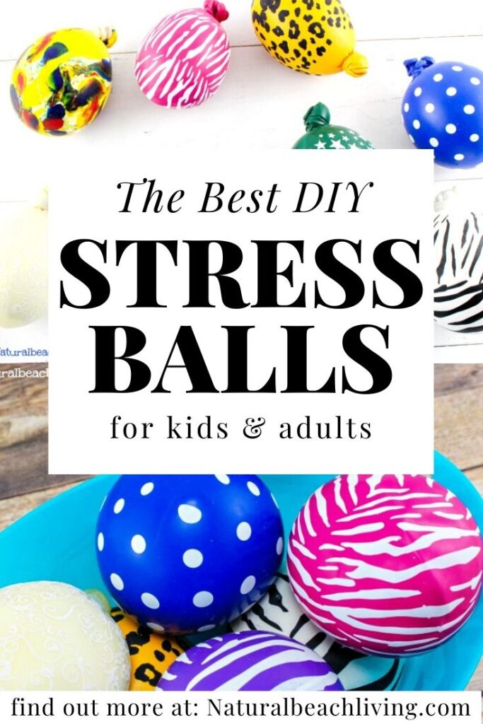 Make Stress Balls Kids Will Love, These super cool squishy balls are perfect for fidgeters, children with Autism, Sensory Processing Disorder, and DIY Stress Balls are great for anxiety in kids & adults. Learn how to make a stress ball and Super cool squeeze balls kids and adults love, Best DIY Balloon Stress Balls, Make Homemade Stress Balls today