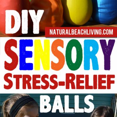 Stress Balls for Kids – DIY Squishy Stress Ball