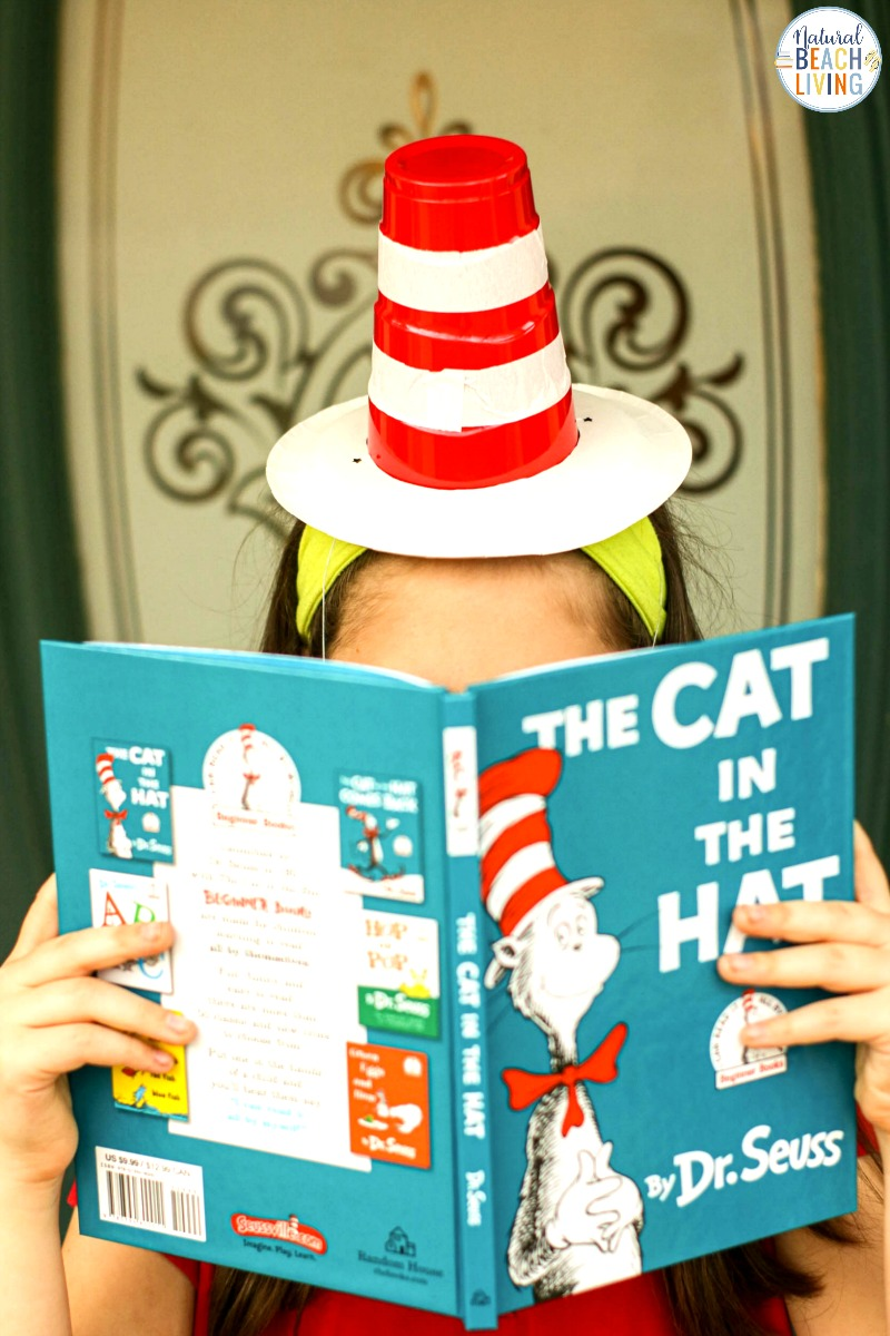 Dr Seuss Cat in the Hat Craft