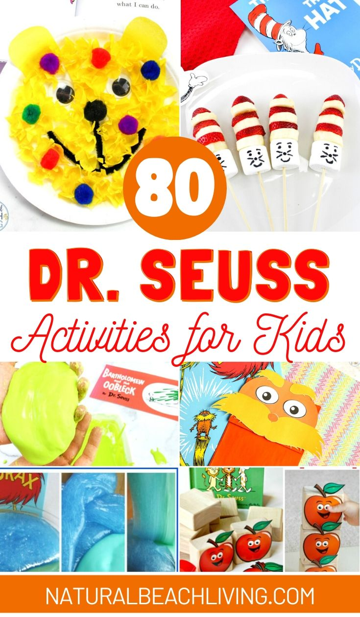 80 Dr. Seuss Party Ideas and Activities for Kids