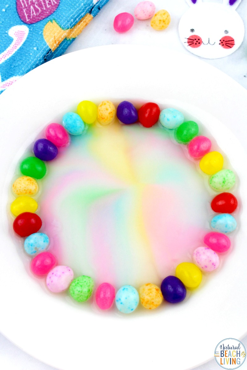 Jelly Bean Science Experiment Your Kids Will Love