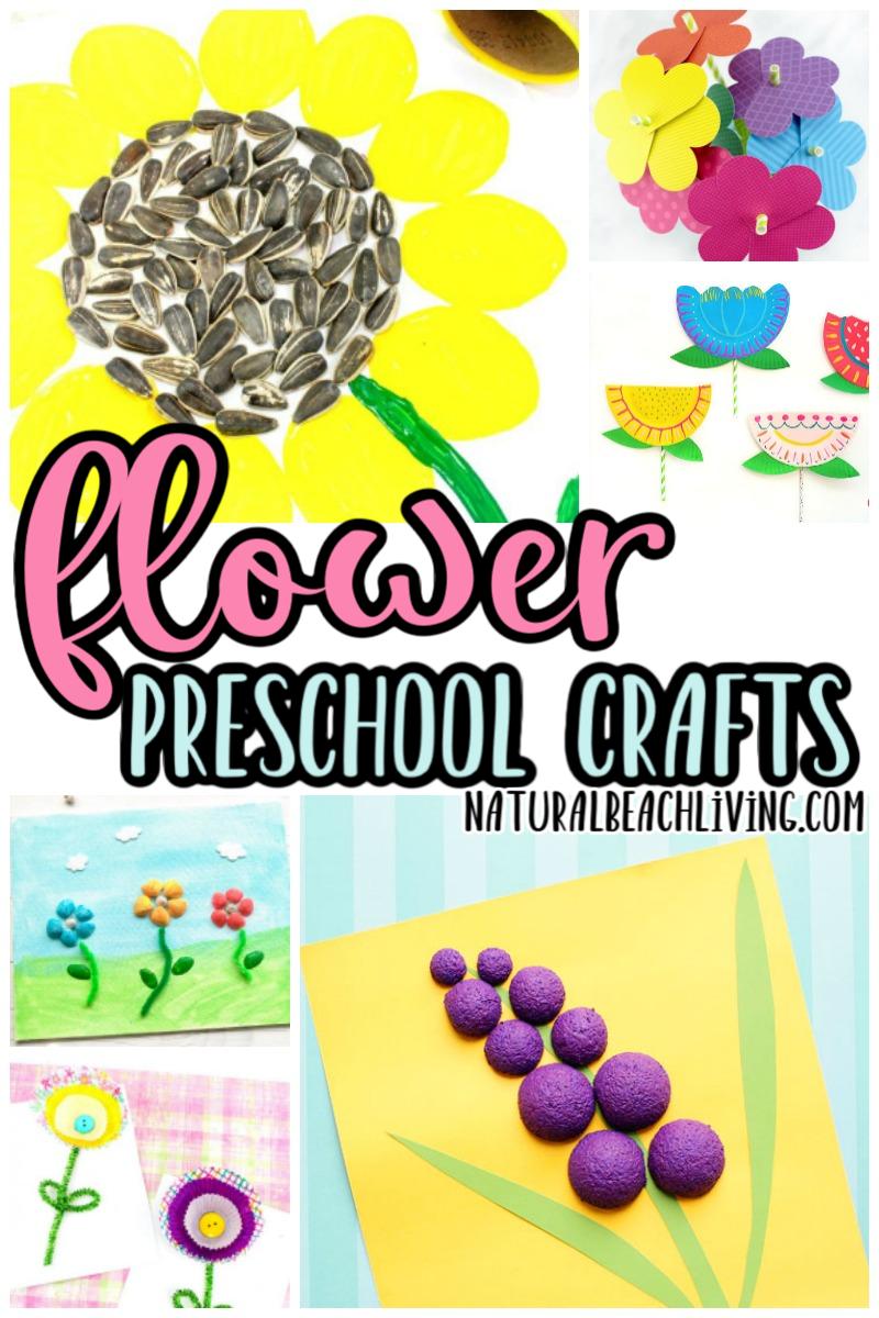 26+ Best Flower Preschool Crafts and Activities