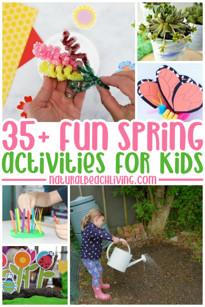Here you will find over 60 Spring Printable Activities for Kids, These are Fun Printable Activities like scavenger hunts, flower themes, life cycles, spring printable games, literacy skills, math activities and so much more. Printable Activities for Toddlers and Preschoolers, and Free Printable Worksheets for Kindergarten.