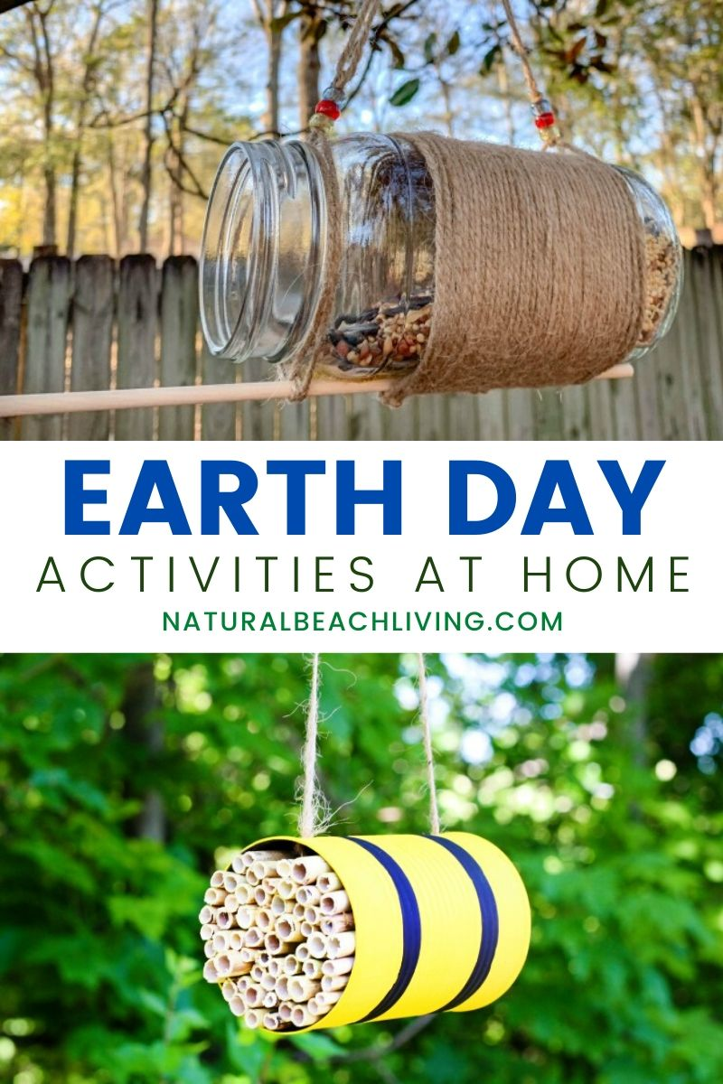 These Earth Day Activities for Kids and Families are great for teaching children to focus on the environment, conservation, and taking steps to help protect the planet. Grab this Free Earth Day Bucket List and Earth Day Scavenger Hunt for meaningful Earth Day Activities. Celebrate Earth Day easily with this list of Earth Day Activities
