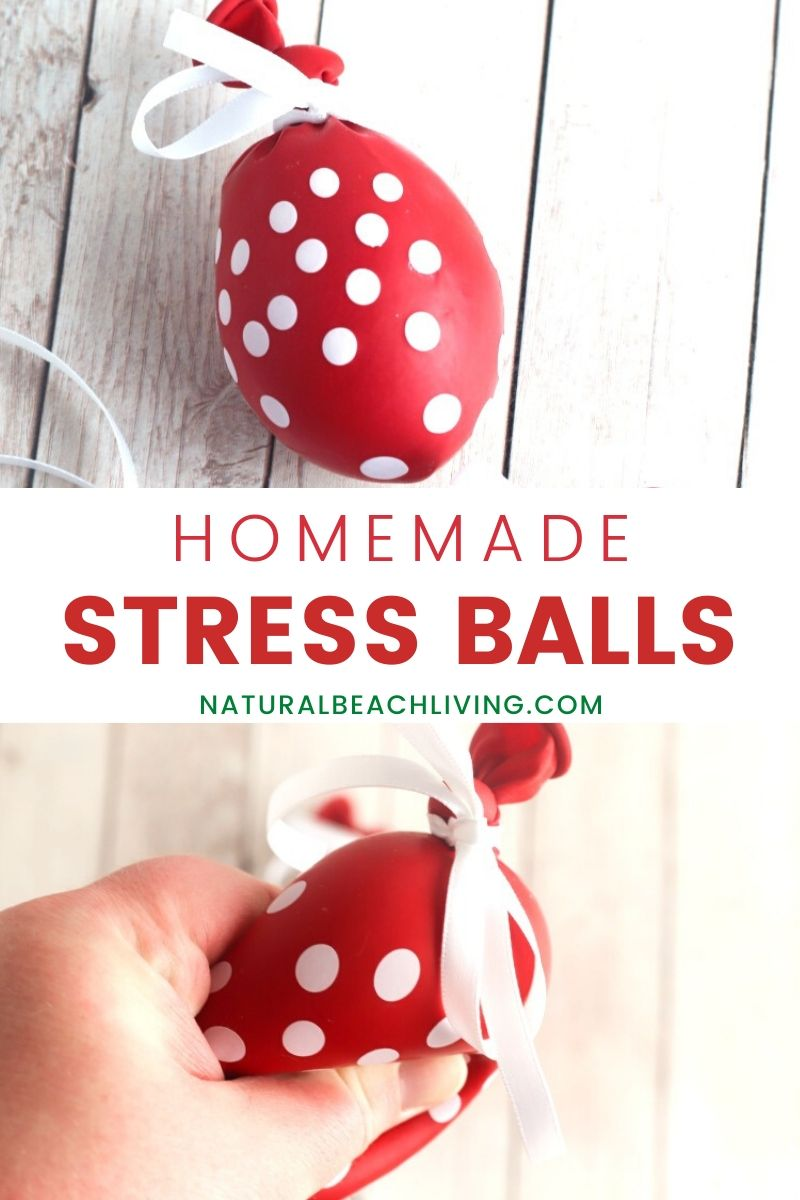 Homemade Stress Balls in Less Than 5 Minutes