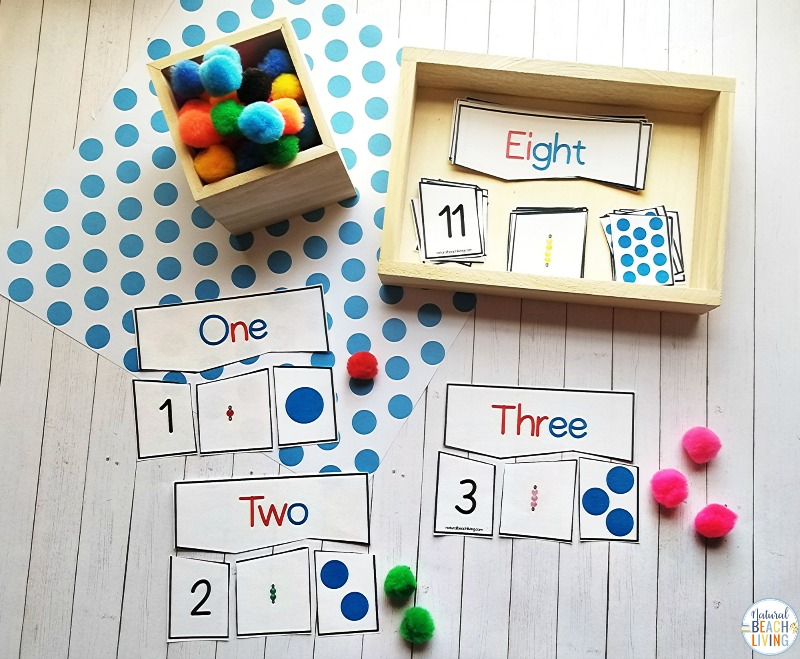 Montessori Math Activities for Preschool and Kindergarten ...