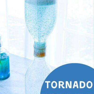 Tornado Experiment Fun Weather Science Activities for Kids