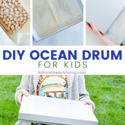 DIY Ocean Drum Craft for Kids