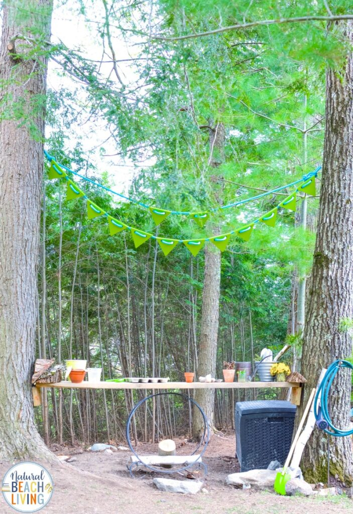 Diy Outdoor Play Area For Kids Natural Beach Living