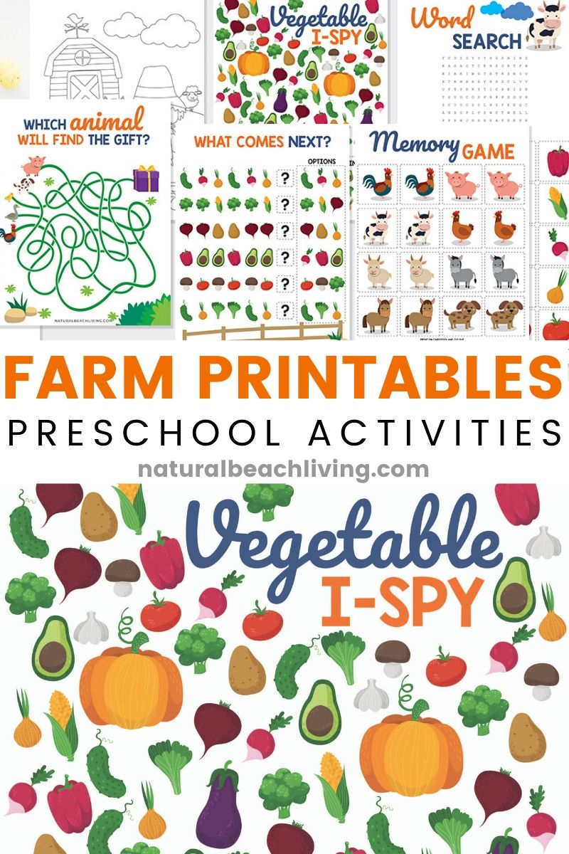 35 fun farm theme preschool crafts that will keep them entertained and engaged. These Easy Farm Crafts are fun crafts using materials found around the house. Whether you want to teach your preschooler about farm animals or just want creative time as a family, these Farm Arts and Craft Projects are sure to provide hours of fun for kids!