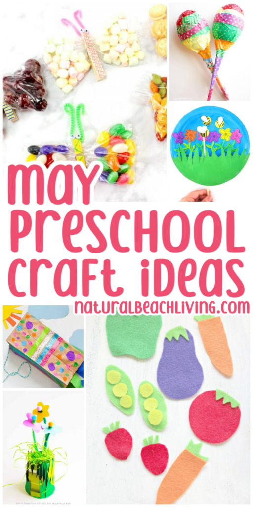 Find over 38 of the best May Preschool Crafts for kids who love to learn and create. From beautiful Mother's Day Crafts to Cinco De Mayo Craft ideas and lots of flower and bee crafts for spring. These are easy crafts for preschoolers