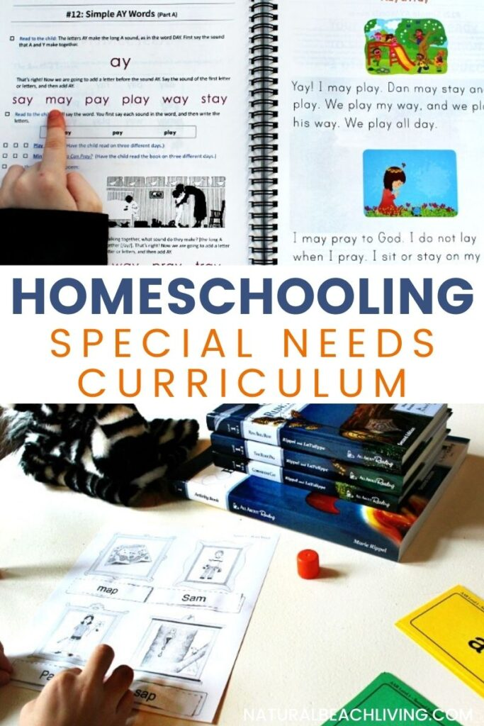 Homeschooling a Child with Special Needs can be one of the best things you do for your child. You can find all of the homeschool special needs curriculum and successfully homeschool by choosing the right curriculum that matches their learning style and homeschool methods.