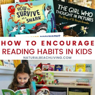 How to Encourage Reading Habits in Kids