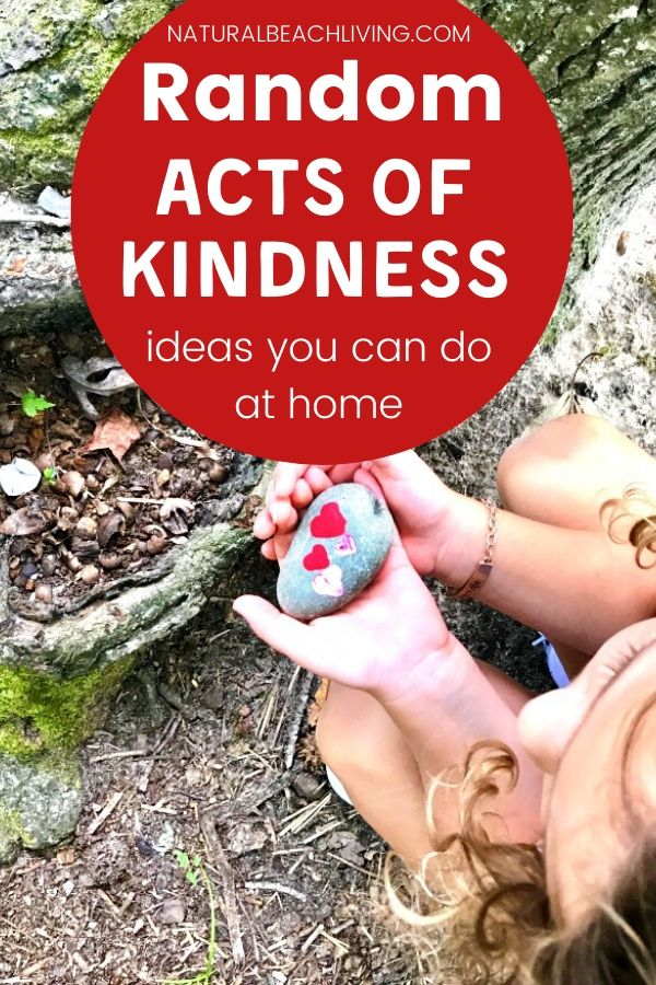 Here you will find The Best Random Acts of Kindness Ideas at Home, Fun and Simple Acts of Kindness Ideas that will bless your home, family, friends, neighbors, and the community. Perfect Random Acts of Kindness for Kids to practice kindness