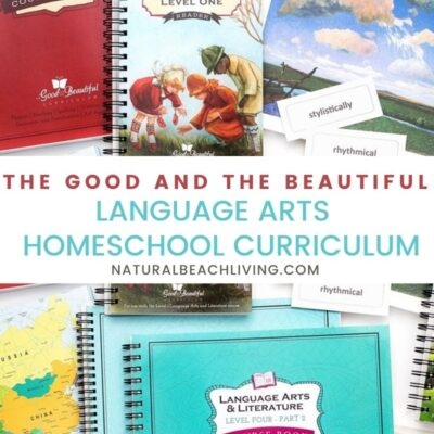 The Good and The Beautiful Language Arts Review