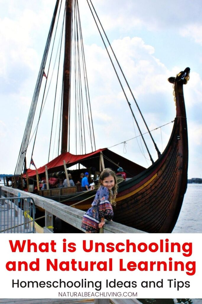 If you are homeschooling or interested in homeschooling you might be wondering What is Unschooling and Natural Learning, Here you'll learn the difference between unschooling and homeschooling and how you can unschool successfully. You'll also learn that natural learning and how to start unschooling
