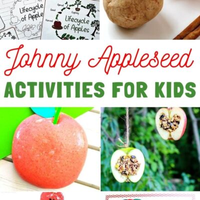 The Best Johnny Appleseed Activities and Lesson Plans for Kids