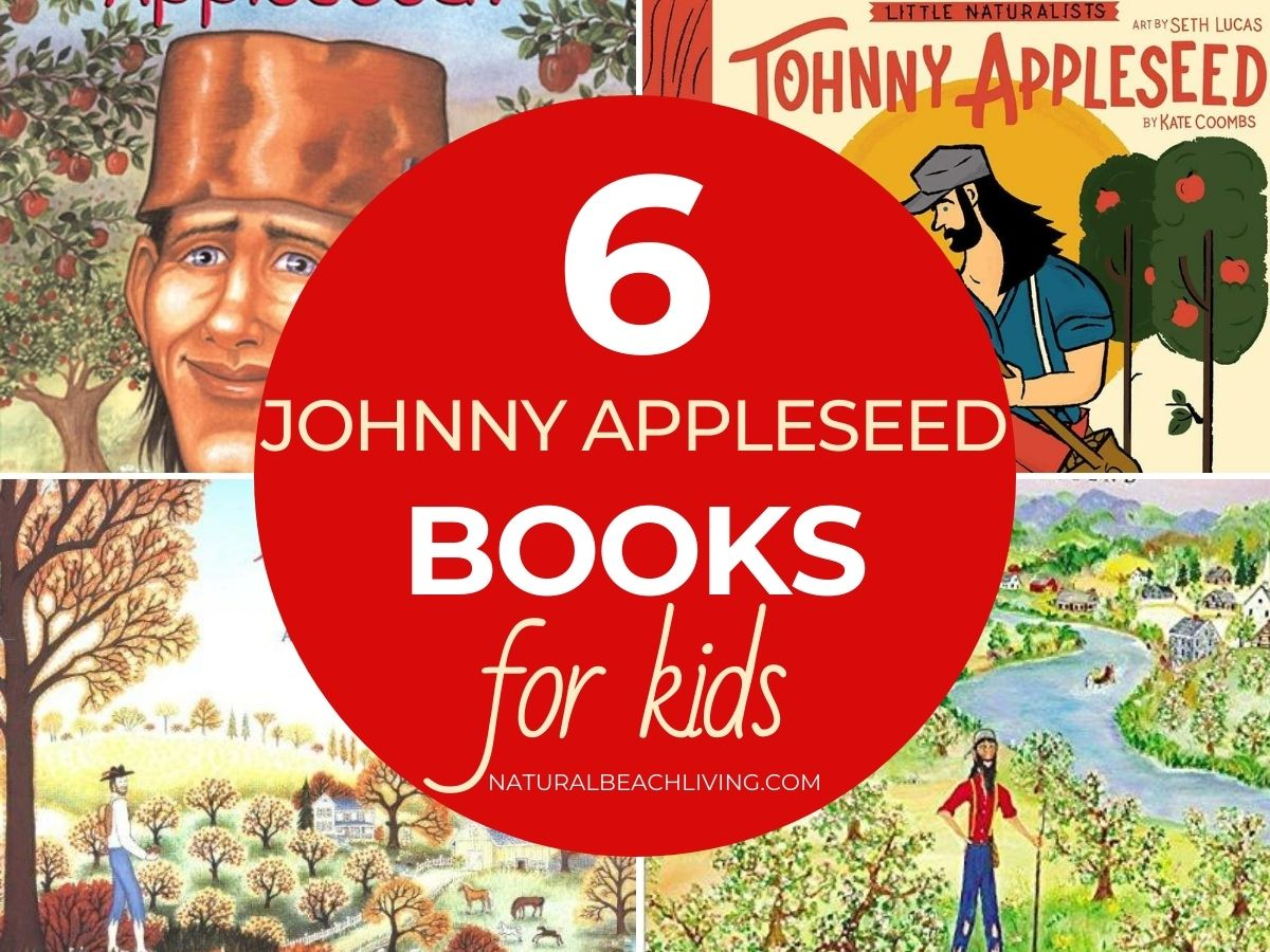 Get prepared this fall with The Best Johnny Appleseed Activities. Amazing Johnny Appleseed Lesson Plans for Kindergarten, Preschool, and early elementary. Including Johnny Appleseed Printables, Crafts, and fun ways to celebrate Johnny Appleseed Day!