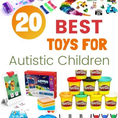 The Best Toys for Autistic Kids