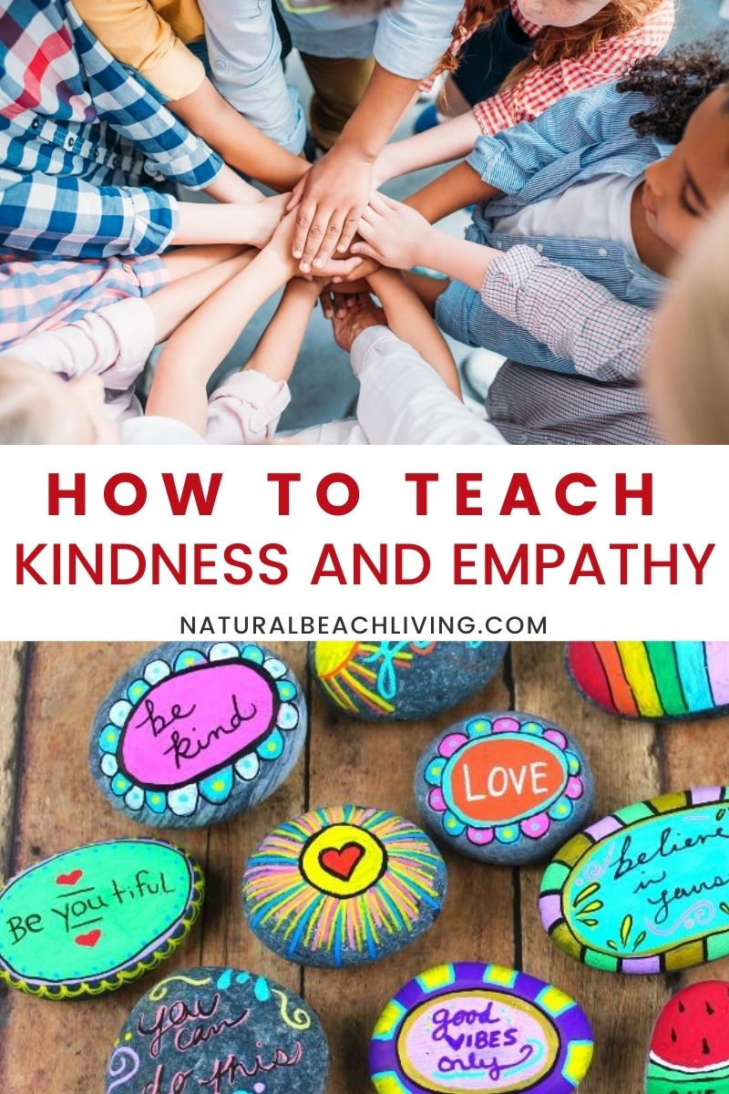 Teaching Kindness to Kids – All of the Kindness Activities and Ideas You Need