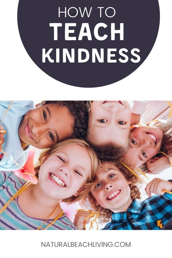 You'll love all of the Great ideas here for Teaching Kindness to Kids and How to Teach Kindness and Empathy. These fun Kindness Activities for Kids can be enjoyed by children of all ages with Games to Teach Kindness, Kindess Books and more.