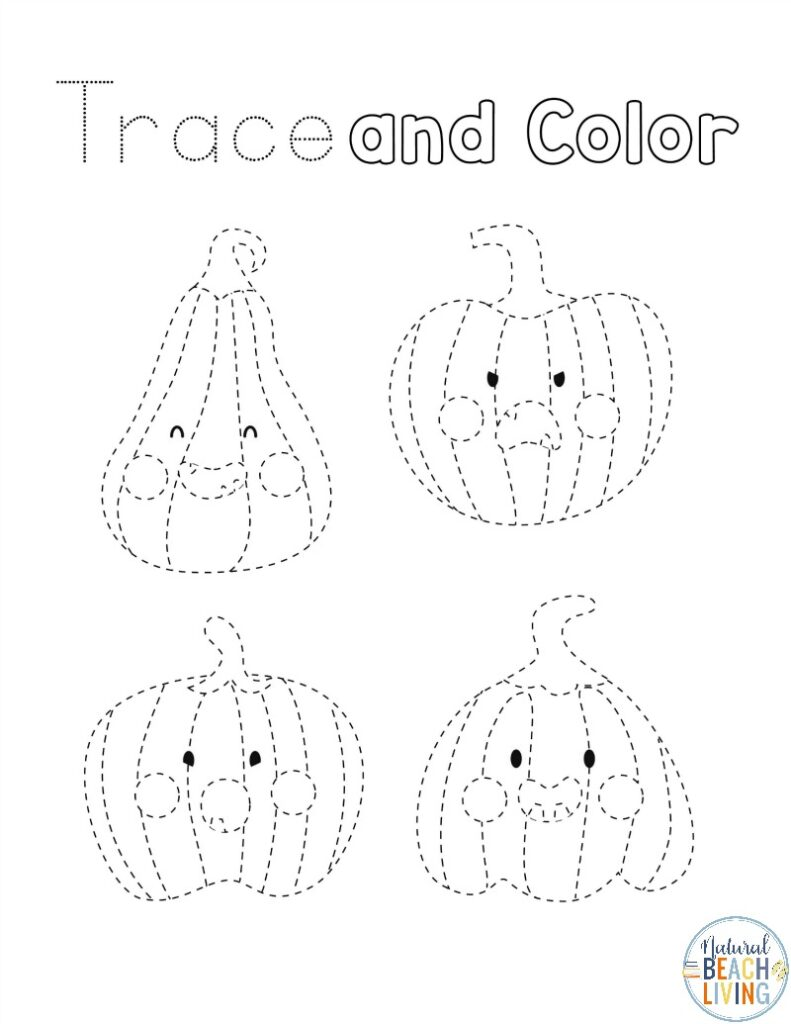 Free Fall Printables for Preschool and Kindergarten ...