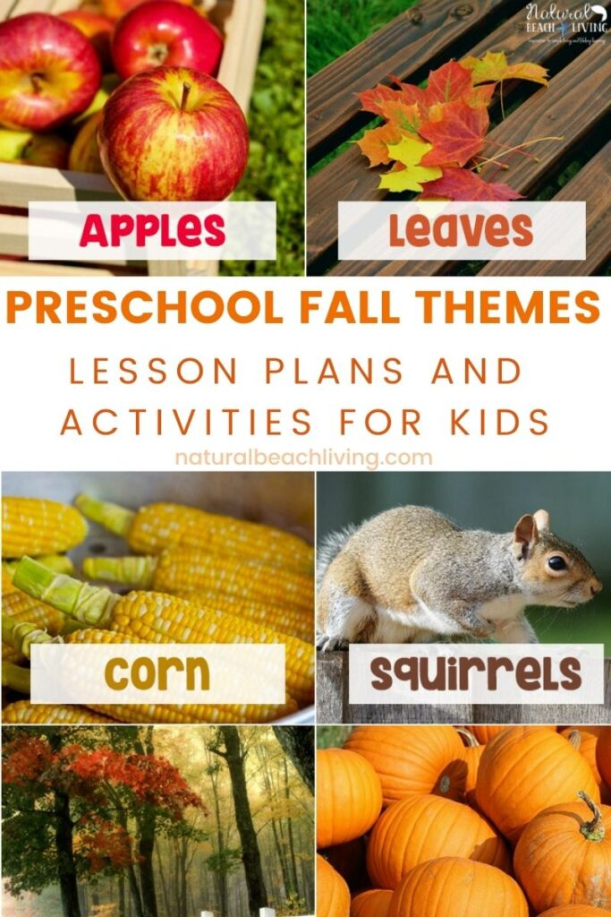 Best Fall Preschool Themes and Preschool Activities, Find Preschool fall theme activities, crafts, ideas, art, Science, printables and resources for your preschool, pre-k, or kindergarten children. Preschool lesson plans, FALL THEMES, Apple activities, All About Me activities for preschool, Preschool books, Halloween Theme for Kids, October preschool themes, farm theme, Preschool  Pumpkin activities, and more. You'll preschool themes for the whole year here