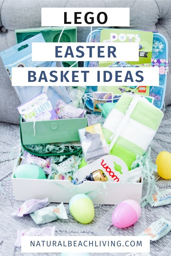 Lego Easter Baskets are super cute and Unique Themed Easter baskets that are a lot of fun to build! These Easter Basket Ideas are loved by children. Lego Easter Basket Ideas for your Creative kid that loves to build and a perfect LEGO storage organizer too. Find The Best DIY Easter Basket Ideas Here!