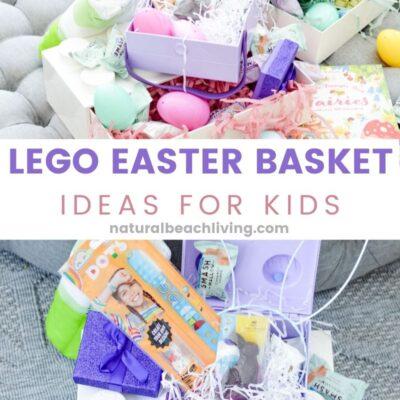 Lego Easter Baskets Ideas for Kids