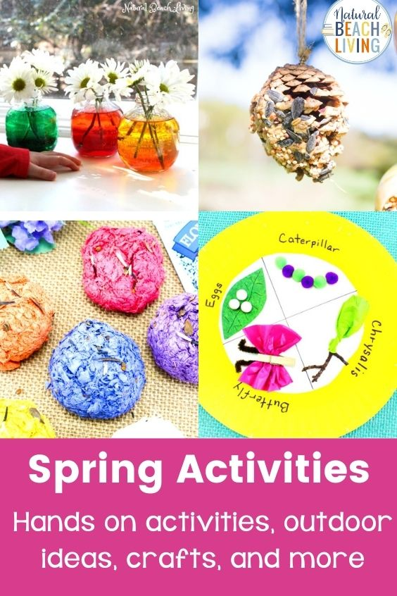 Celebrate the change of seasons with the Best First Day of Spring Activities. Find Spring Themes, Spring Games, Free Spring Art, Spring Bucket Lists and so many Springtime Activities your whole family can enjoy.