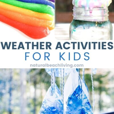 Weather Preschool Theme Activities and Lesson Plan Ideas